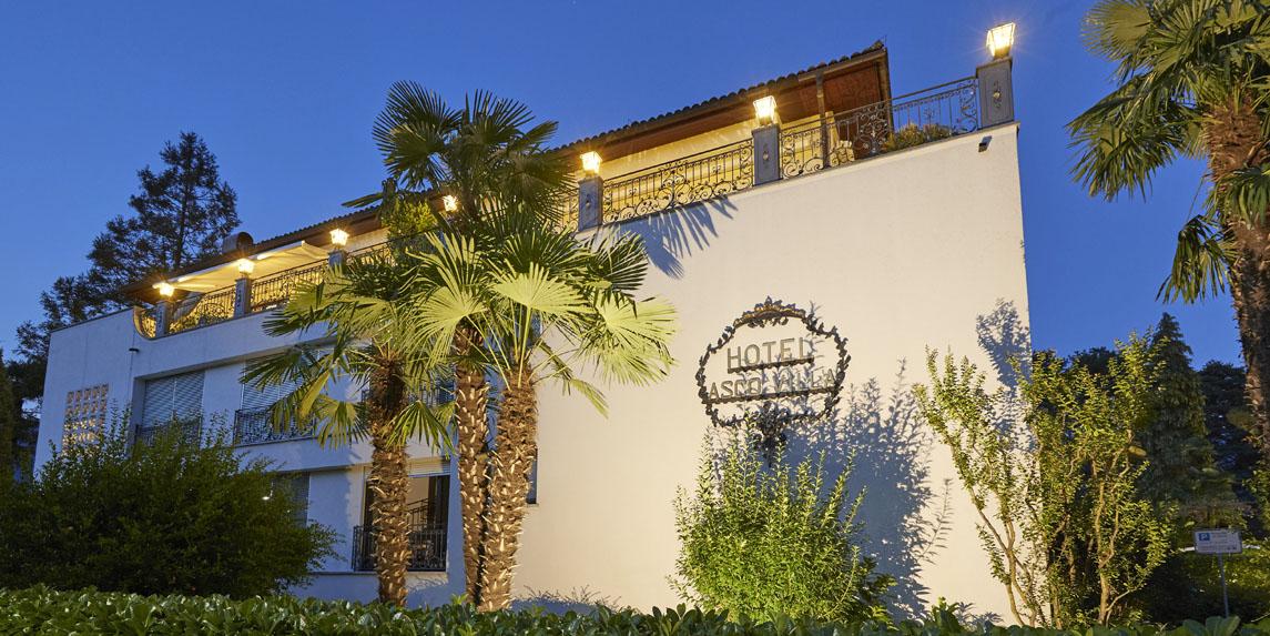 Hotel Ascovilla in Ascona
