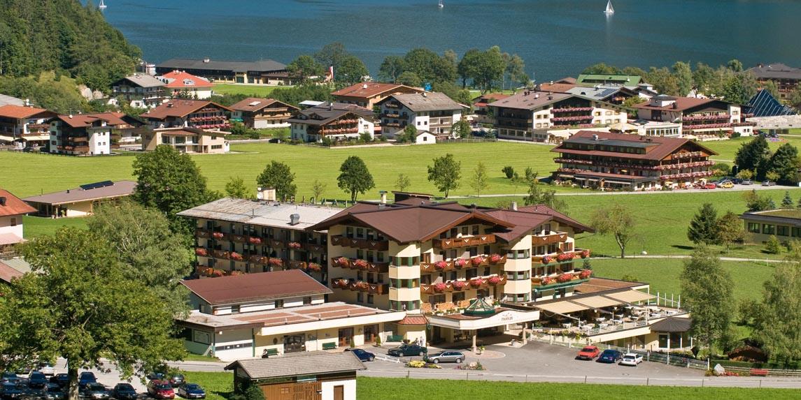 Hotel Pfandler, Achensee