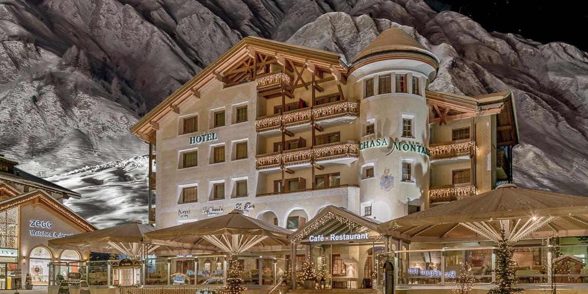 Hotel CHASA MONTANA