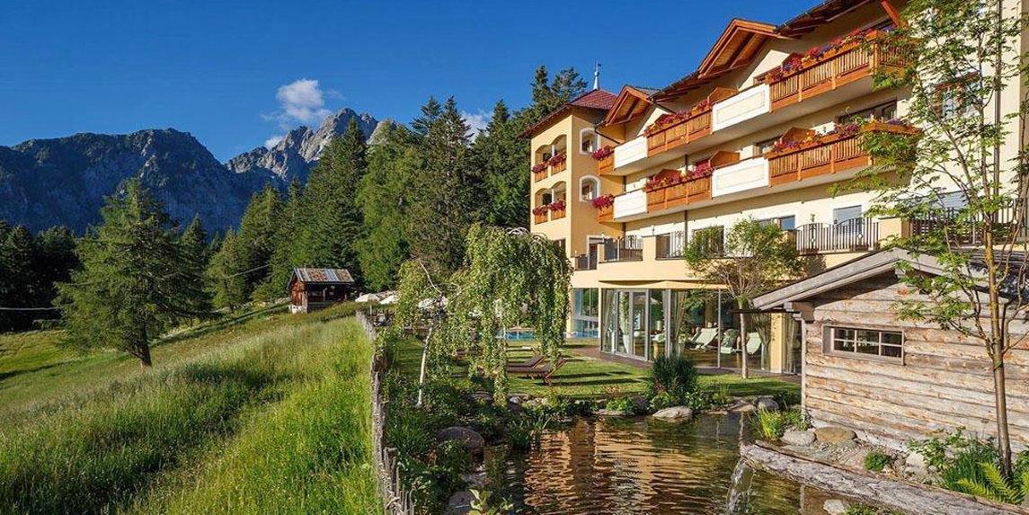 Wellnesshotel Falzeben, Südtirol